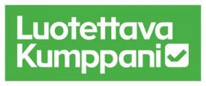 LogiNets Oy on Luotettava Kumppani ja Tilaajavastuu Oy:n partneri